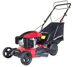 PowerSmart 21 in. 3-in-1 159cc Gas Self Propelled Walk Behin