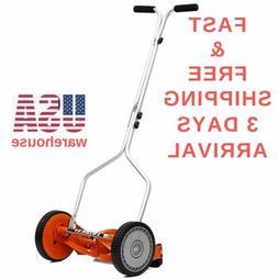 American Lawn Mower Company 1204-14 Trimmer Cutting Grass Ha