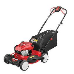 Troy-Bilt 12AKC3A3766 163cc Gas 21 in. TriAction 3-in-1 Self