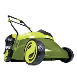 14 in. 28-Volt Cordless Walk Behind Push Mower Kit with 4.0