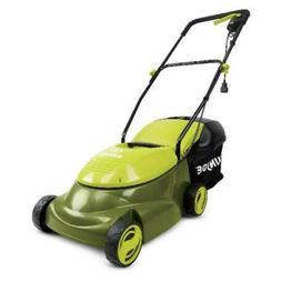 14-inch Electric Lawn Mower Yard Lawn Garden Grass Cleaner C