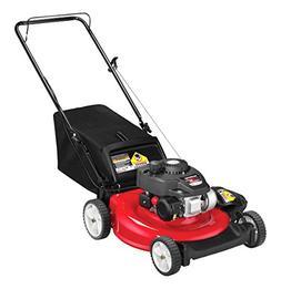 Yard Machines 140cc 21-inch 3-in-1 Push Mower