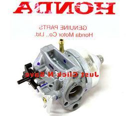 HONDA 16100-Z0L-853 GCV160 Engine CARBURETOR ASSEMBLY BB 62Z