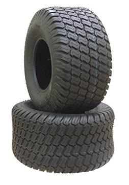 2 New 20x10-8 Lawn Mower Golf Cart Turf Tires P332 /4PR - 13