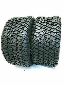 2 NEW LAWN TURF 20X10.00-8 TURF TIRE 4 PLY  Mower Garden Tra