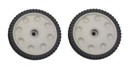 2 OEM Front Drive Wheels MTD Troy-Bilt TB210 TB230 TB260 TB2