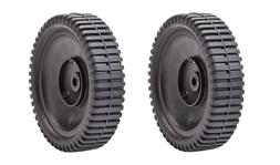 2 Push Mower Front Drive Wheels for Craftsman Poulan Husqvar