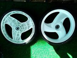 TORO PUSH MOWER REAR HI-WHEELS 1051816 20012 20016 20019 FR
