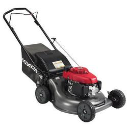Honda 21'' 3-in-1 Self Push Gas Lawnmower Lawn Mower w/ Twin