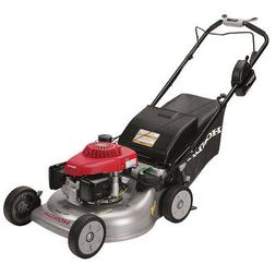 Honda 21'' 3-in-1 Self Propelled Electric Start Lawn Mower L