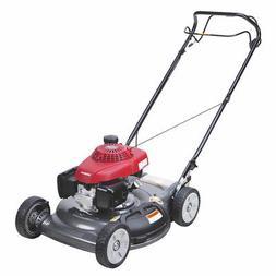 Honda 21'' Self Push Side Discharge Gas Push Lawn Mower Lawn
