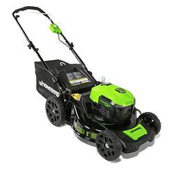 Greenworks 2506502 MO40L01 40V 21 in. Brushless Dual Port Mo