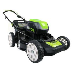 Greenworks 2506902 80V Cordless 21 in. Brushless Outdoor Mow