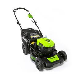 Greenworks 2508802 40V 20 in. Brushless Dual Port Push Mower