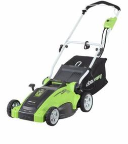 GreenWorks 25142 Corded Electric 10 Amp 16-Inch Lawn Mower