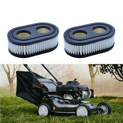 2pcs Lawn Mower Air Filter For Briggs & Stratton 798452 5432