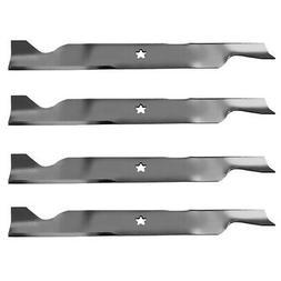 "- Lawn Mower Blades for 46"" Deck AYP Sears Roper Craftsman H"
