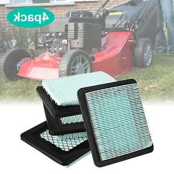 4 Pack Air Cleaner Filter Replacement Part For Honda Gcv160
