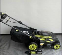 Ryobi 40V Brushless 20 in Cordless Self-Propelled Lawn Mower