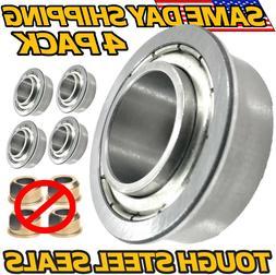 Craftsman Wheel Bushing to Bearing Conversion Zero Turn Law