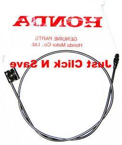 54530-VH7-K00 HONDA Lawn Mower Engines Stop BRAKE CABLE Genu