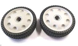 MTD 734-04018C Pack of 2 Front Drive Wheels for Troy-Bilt