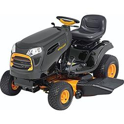 "Poulan Pro 960420196 46"" 15.7HP Briggs and Stratton Automati"