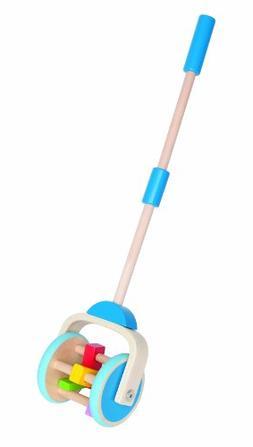 Award Winning Hape Push & Pull Lawn Mower Toy