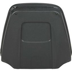 a & i deluxe midback utility lawn mower seat - black, model