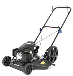 AAVIX AGT1320 159C CEPA3 engine Gas Push Lawn Mower, 21""