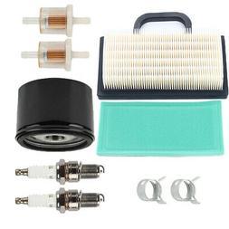 Air Filter Parts Fuel Oil For Husqvarna YTH 2242 2448 2454 R