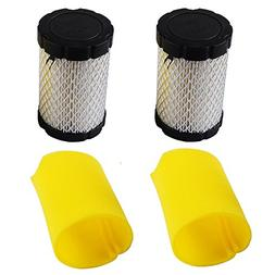 KlirAir Air Filters Replace Briggs Stratton 796031  Plus 797