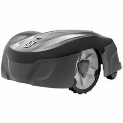 Husqvarna Automower 115H Robotic Lawn Mower with installatio