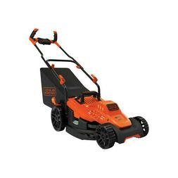 Black & Decker 10 Amp/ 15 in. Electric Lawn Mower BEMW472BH