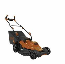 Black & Decker 12 Amp/ 17 in. Electric Lawn Mower BEMW482BH