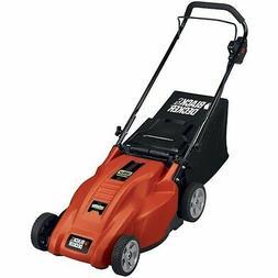 Black & Decker Cordless Electric Lawn Mower