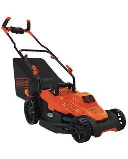 "BLACK+DECKER BEMW472BH 10 Amp 15"" Electric Lawn Mower"