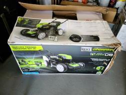 Greenworks PRO 21-Inch 80V Brushless Self-Propelled Cordless
