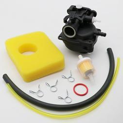 Carburetor Air filter kit for Briggs & Stratton 593261 59197