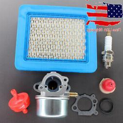 Carburetor Carb Kit For Craftsman 917.388660 6.5 hp 625 Seri