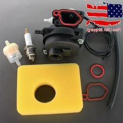 Carburetor For 799583 593261 595656 Briggs & Stratton Lawnmo