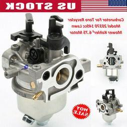 Carburetor For Toro Recycler Model 20370 149cc Lawn Mower Ko