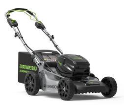 """Greenworks Commercial GMS210 82V Brushless 21""""  Self-Propell"""