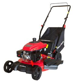 "PowerSmart DB2194PR 21"" 3-in-1 Gas Push Lawn Mower 170cc wit"