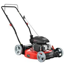 PowerSmart DB2321CR 21 inch 2-in-1 170 cc Gas Push Mower