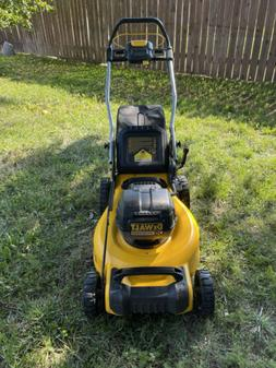 DeWalt DCMW220P2 2x 20V MAX 3-In-1 Cordless Lawn Mower With