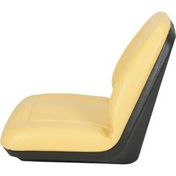 A & I Deluxe Midback Utility Seat - Yellow, Model# TM555YL