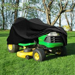 Deluxe Riding Lawn Mower Tractor Cover Yard Garden Fits Deck