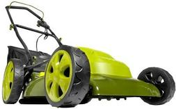 Sun Joe MJ408E Mow Joe 12 Amp 20 in. Electric Lawn Mower + M
