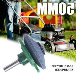 Faster Blade Sharpener Lawn Mower Grinding Rotary Drill Cuts